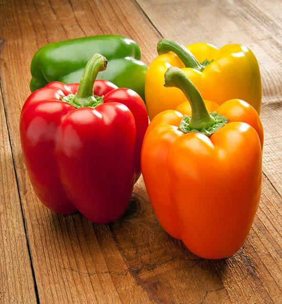 Плоди болгарського перцю