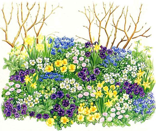 Буйна весняне цвітіння