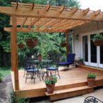 Як побудувати терасу на дачі своїми руками – етапи і нюанси будівництва з дерева