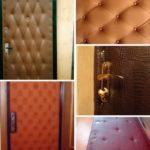 Оббивка дверей своїми руками: красиво і недорого оновлюємо старі двері!